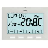 Thermostat digital journalier 230V série NEXTcoloris blanc