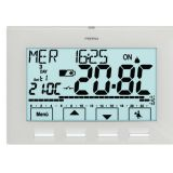 Thermostat programmable digital hebdomadaire 3V série NEXT