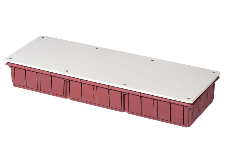 bo te simple 68 profondeur 40 mm boites de d rivation encastrer boites electro. Black Bedroom Furniture Sets. Home Design Ideas