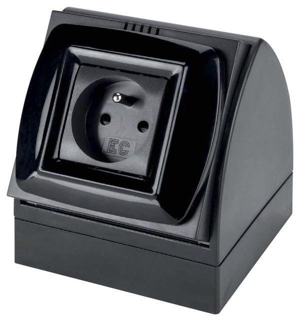 kit bo te prise 2p t 16a prise rj45 cache plaque accessoires goulottes de plancher. Black Bedroom Furniture Sets. Home Design Ideas